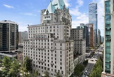 Fairmont Hotel Vancouver completes $75 million renovation