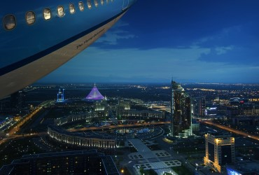 A new summer destination for KLM: Astana, Kazakhstan