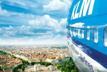 KLM resumes flights from Malpensa Airport