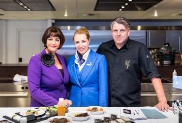 KLM is serving World Class meals – a new menu