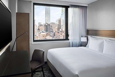 Another new hotel in Times Square area: Radisson opens