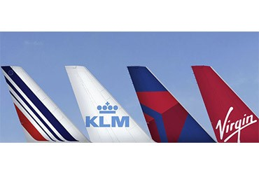 Air France, KLM, Delta and Virgin Atlantic launch world's leading partnership