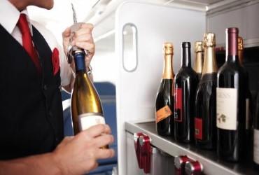 Seasonally inspired menus, wine program debut on board Delta One