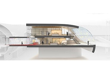 Jouin Manku Studio chosen for future Air France lounge in terminal 2F at…
