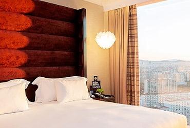 Now open: renovated Hyatt Regency Barcelona Tower
