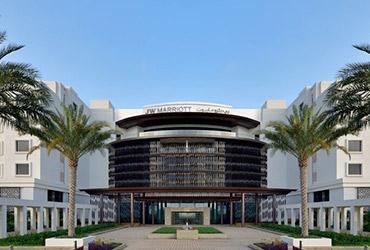 New in Muscat, Oman: JW Marriott