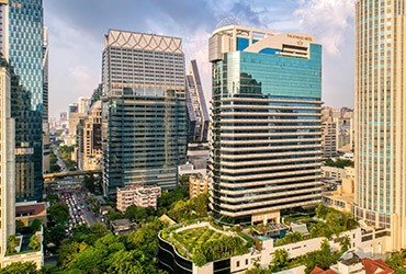 Athenee Hotel Bangkok awarded by Forbes Travel Guide