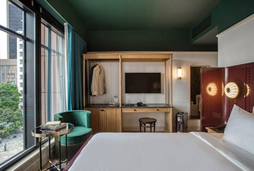 The Chow Kit, smart boutique hotel in Kuala Lumpur