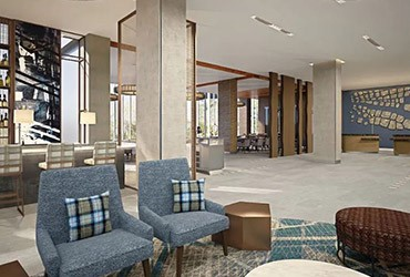 Hyatt opens first convention center hotel in Portland