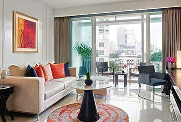 A second life for Bangkok's Dusit Suites Hotel Ratchadamri