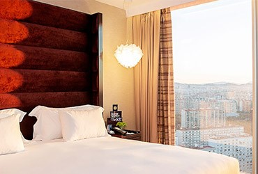 Now open: renovated Hyatt Regency Barcelona Tower