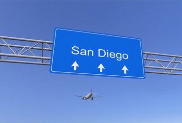 San Diego, home of airport innovations