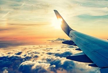 Air travel in Europe is growing