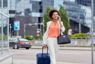 Young business travellers want 'communal living'
