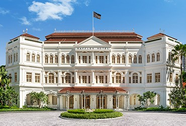 Raffles Singapore reopens after two-year renovation