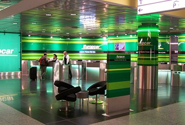 Europcar expands: new rental location in 10 countries