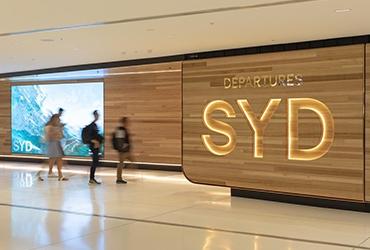 'Bye bye Sydney' at landmark farewell point