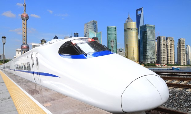 Private money wanted for China's railways