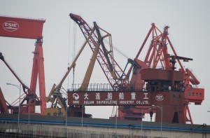 First four months of 2014:  Industrial profits up 10 pct