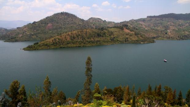 Methane-rich Lake Kivu: Rwanda's future source of energy