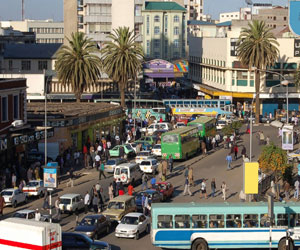 Kenya, Rwanda, Tanzania and Uganda outperform large economies