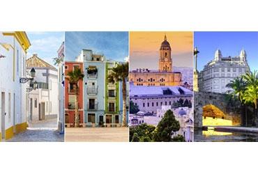 4 New destinations throughout the 2020 summer season: Faro, Alicante, Malaga and…