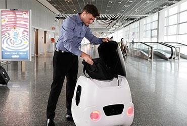 Say hi to YAPE at Frankfurt Airport