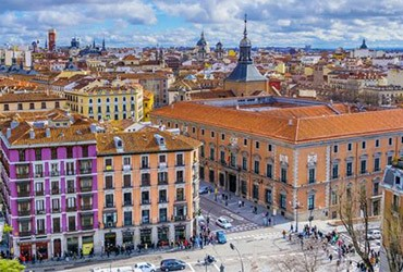Air France increases capacity to Madrid by operating new flights on departure from…