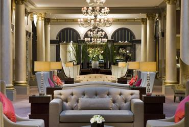 The luxurious Paris Marriott Opera Ambassador recently got added to the Mariott Hotels portfolio. With an illustrious past as host to royalty, politicians and visiting heads of state along with important historical figures such as Charles Lindbergh and Gustave Eiffel, the atmosphere indulge you in a sense of royalty.
