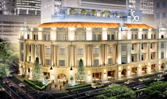 New in Singapore: Sofitel So Singapore