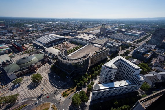Messe Frankfurt – Europe's Best Congress & Convention Centre