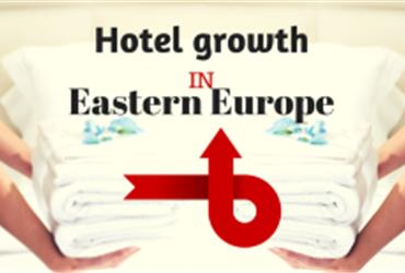 Hotel development in Europe takes place at a very high pace. In all of Europe, construction companies are currently working on 894 hotels, totalling 142,704 rooms. Eastern Europe is in the lead with high growth numbers.