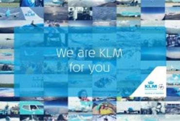 Dear  BlueBook members: Thank you for your loyalty!  Every year on October 7th we stop to reflect on KLM's illustrious past and look to the future. The next special anniversary awaiting us in 2019 is our centenary – KLM 100 Years. KLM 95 Years is a special moment and therefor worthy of celebration.