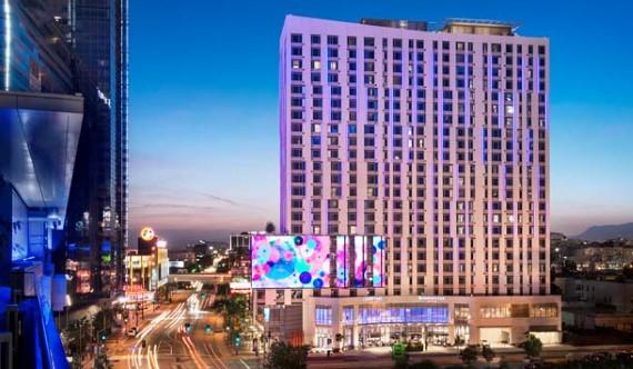 Downtown LA now offers Courtyard Los Angeles L.A. LIVE