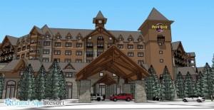 Dallas – Skiing at Grand Alps Resort