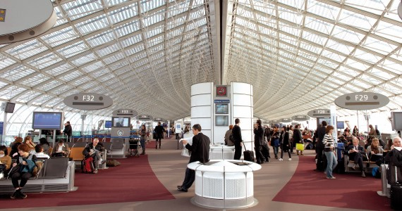 Paris-Charles de Gaulle airport awarded