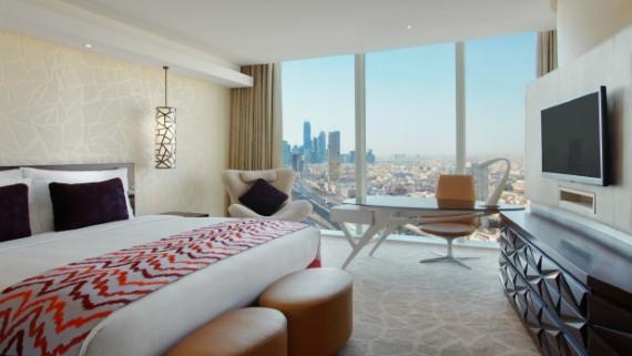 Burj Rafal Hotel Kempinski – best luxury hotel in Saudi