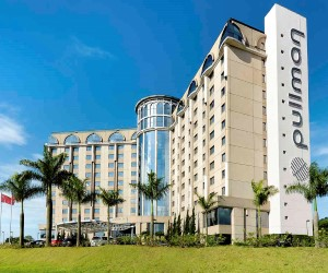 Pullman Sao Paulo: Best Business Hotel Brazil