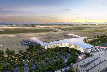 New Orleans airport opens new $1 billion terminal