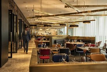 KLM opens new non-Schengen Crown Lounge