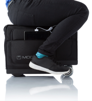 Drive yourself to the gate – on a bag | bluebiz